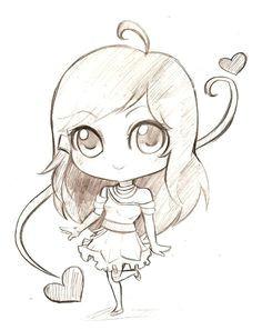 afc20d07f47ebe8f36dc9f237591ebd6 chibi drawings in pencil jpg