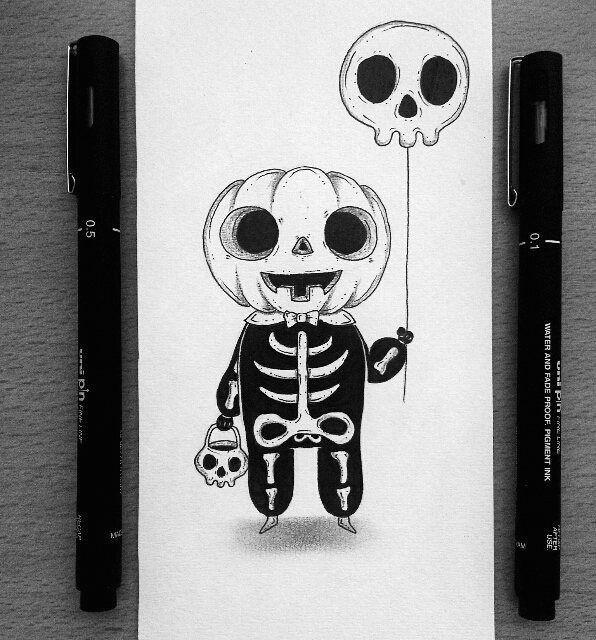 Cool Easy Halloween Drawings Pin On Halloween Autumn Fun