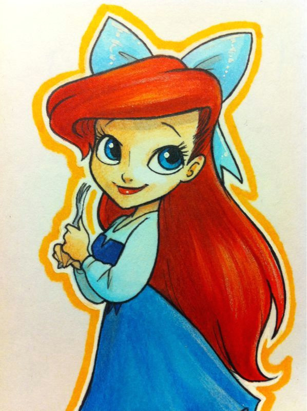 Disney Character Drawing Ideas when One Tires Of Drawing Disney Gals One is Tired Of Life