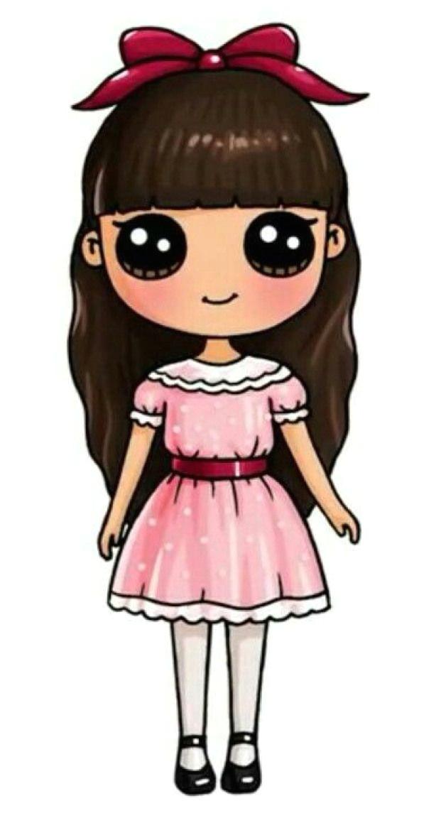 Draw so Cute Halloween Girl Que Bonita Halloween Halloween Drawings In 2020 Kawaii