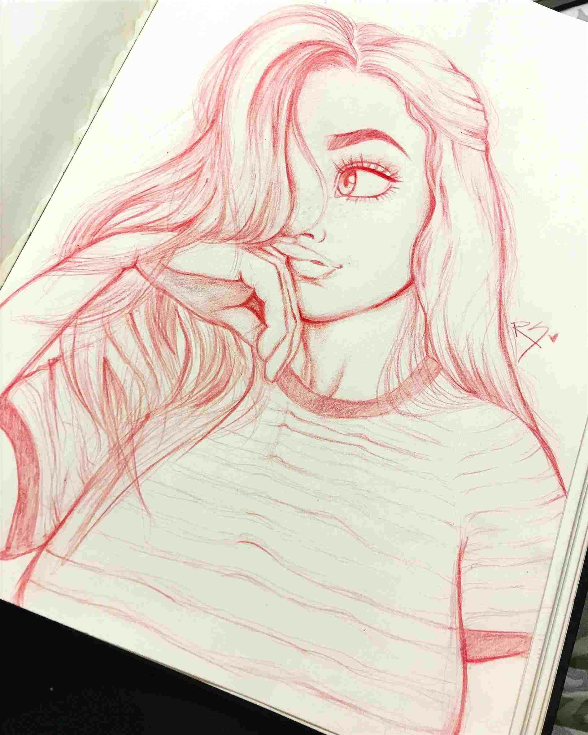 pin cute and pretty drawings od zuzia na w pinterest art i artworkrhpinterestcom girl face sketch drawing at get free rhlycom girl cute and pretty jpg