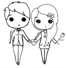 Easy Cute Bff Drawings so Cute Cute Drawings Chibi Girl Drawings Bff Drawings