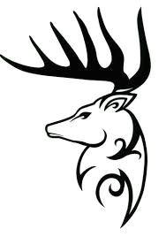 Easy Deer Head Drawing Image Result for Deer Skull Drawing Easy Deer Skull