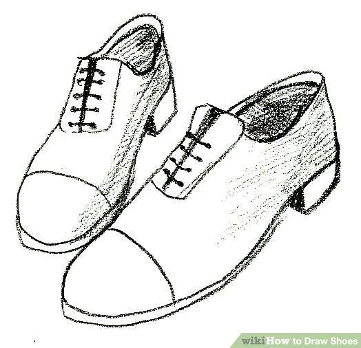 aid267558 v4 524px draw shoes step 6 jpg