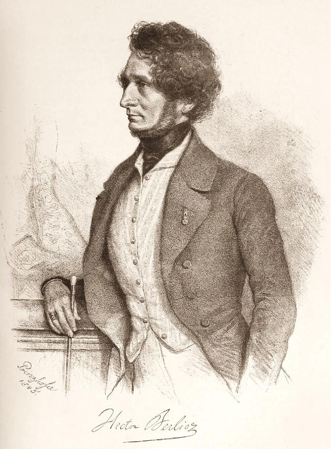 hector berlioz 1845 png