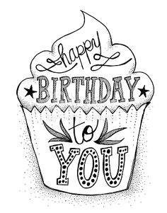 fb4a0b2601e036ee3867d551319d8939 handlettering birthday handlettering cards jpg