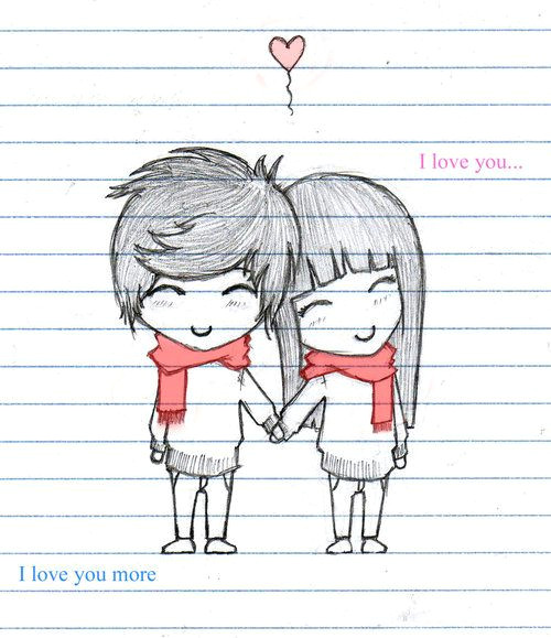 Easy Love Couple Drawings Pin by Broken Faerie On Things I Need Want to Draw Love