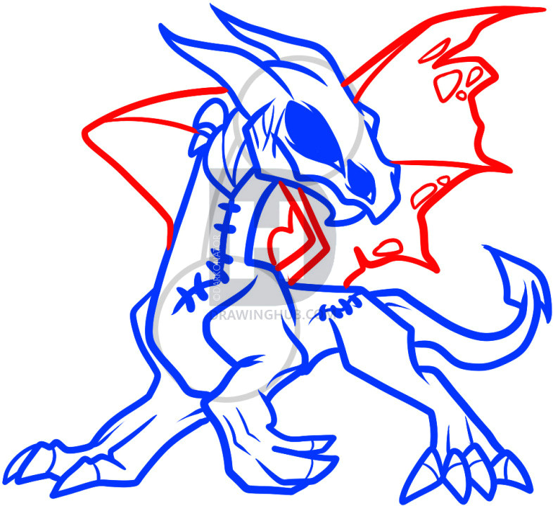 how to draw a zombie dragon zombie dragon step 9 5afe1f3d16ee55 46297995 6160 6 3 jpg