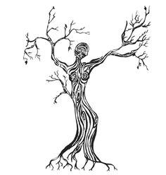 a1c96955ebac96a9c1767b9122dc82f6 tree clipart tree woman jpg