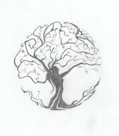 9dd75a2ab8c25703245c881d09f4d223 symbol tattoos tree tattoos jpg