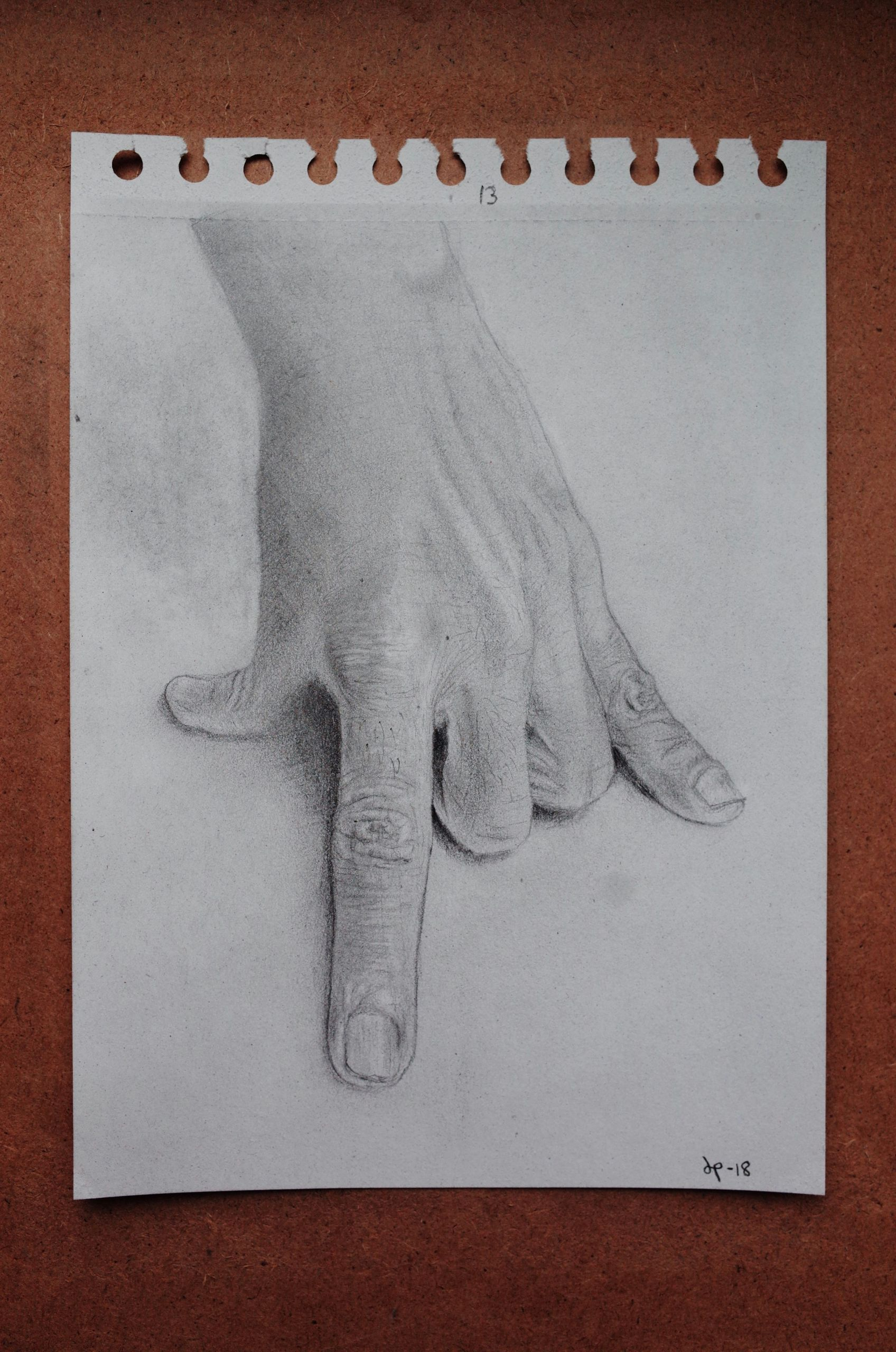 Graphite Pencil Drawing Ideas Hand Number 13 100 Drawing Graphite Hands Drawings