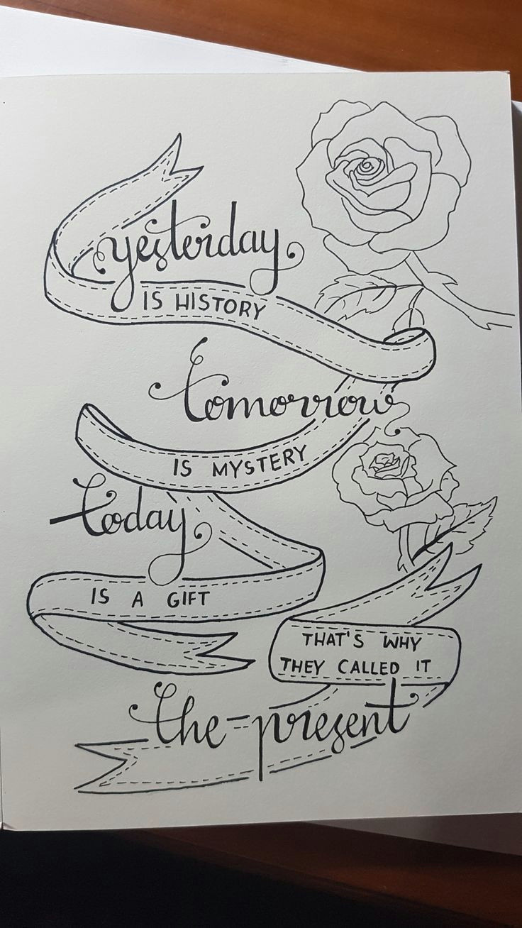 History Drawings Easy Easy Bullet Journal How to Make A Creative Way to Realize