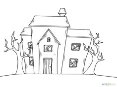 4b143f44f2600f3268aad05986ea7c87 ghost house spooky house jpg