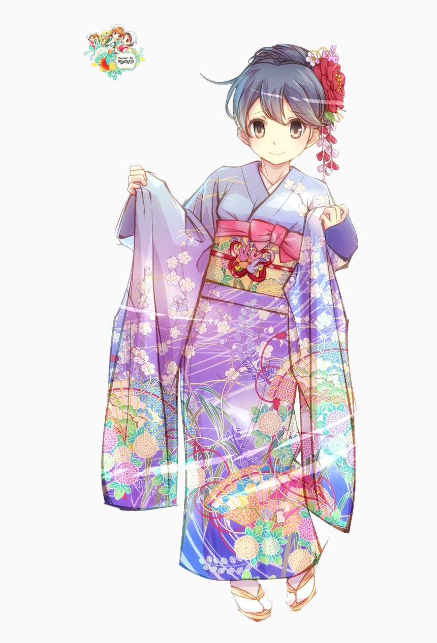 352 3523524 transparent kimono png anime girl in kimono png png