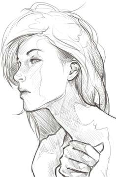 218126c1f82e23ceaa21adb42a283128 female face drawing girl face drawing jpg