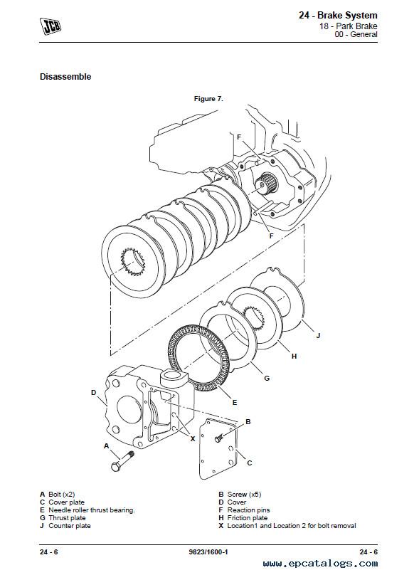 jcb drivetrain systems ps760 ps764 ps766 transmissions service manual pdf png