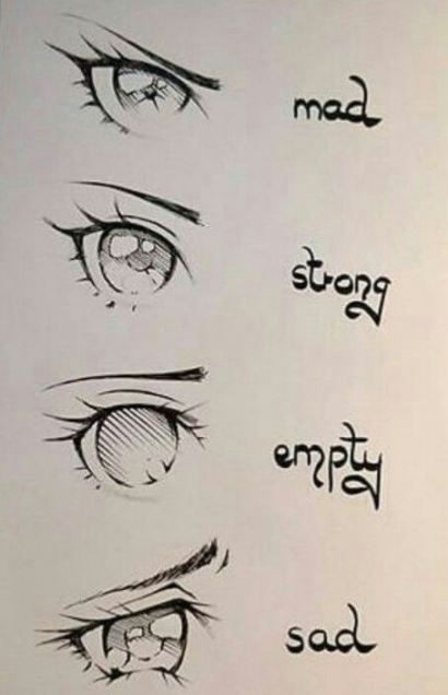 How to Draw Mad Anime Eyes 40 Ideas Drawing Lips Anime Eyes Drawing Drawings Art