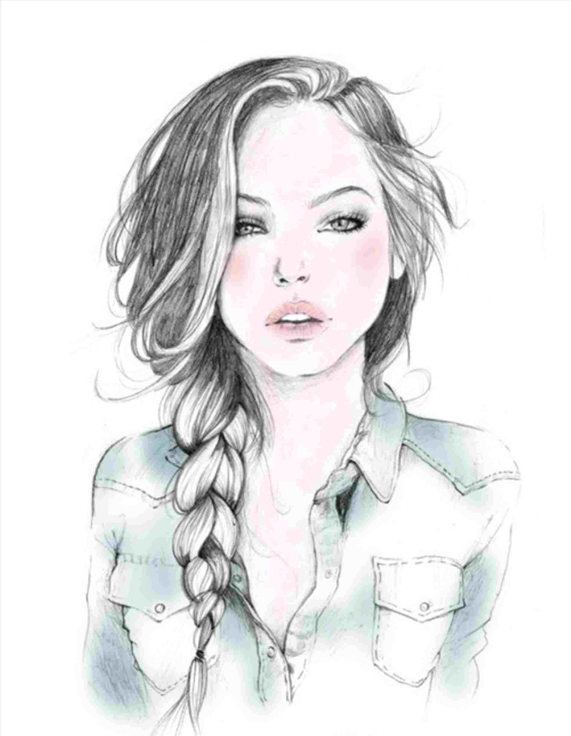 images cute drawings of girls realistic pretty girl imaganationfaceorgrhimaganationfaceorg pin od zuzia na w pinterest art i artworkrhpinterestcom pin cute drawings of girls realistic od jpg