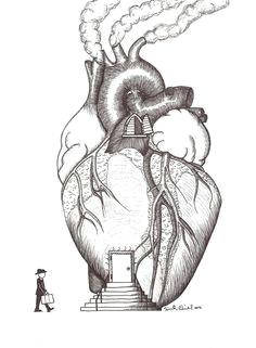 0d4e1994f87c79566ca0484891176688 human heart drawing heart drawings jpg