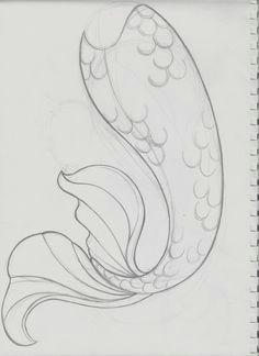 e3c40ecb0437da1d27ff52a76b3b2b12 mermaid sketch mermaid art jpg