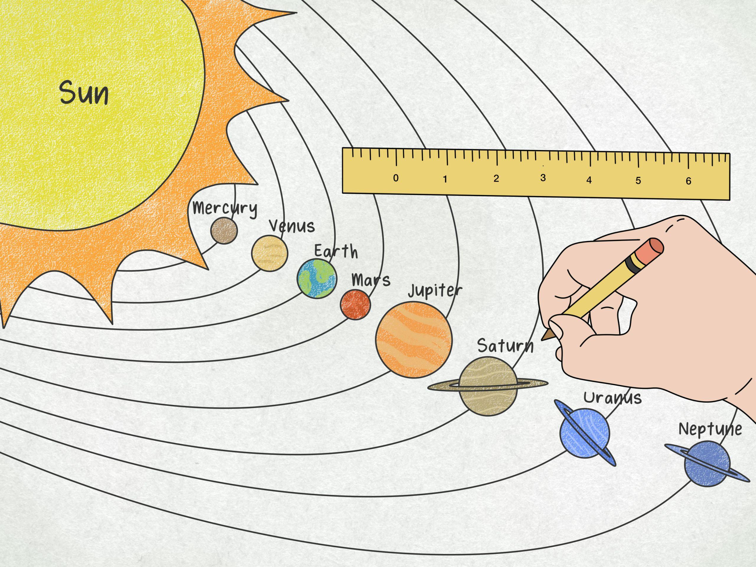 draw the solar system step 14 jpg