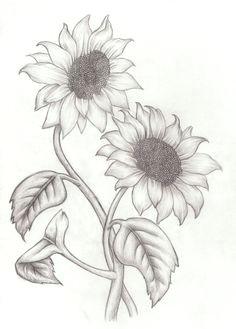 600df8744b87fc359b5e9b6bbbcbb6ca sunflower tattoo shoulder sunflower tattoos jpg