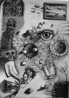 d5909d88d5acdd99ce0e57d60cff166a scribble surrealism jpg