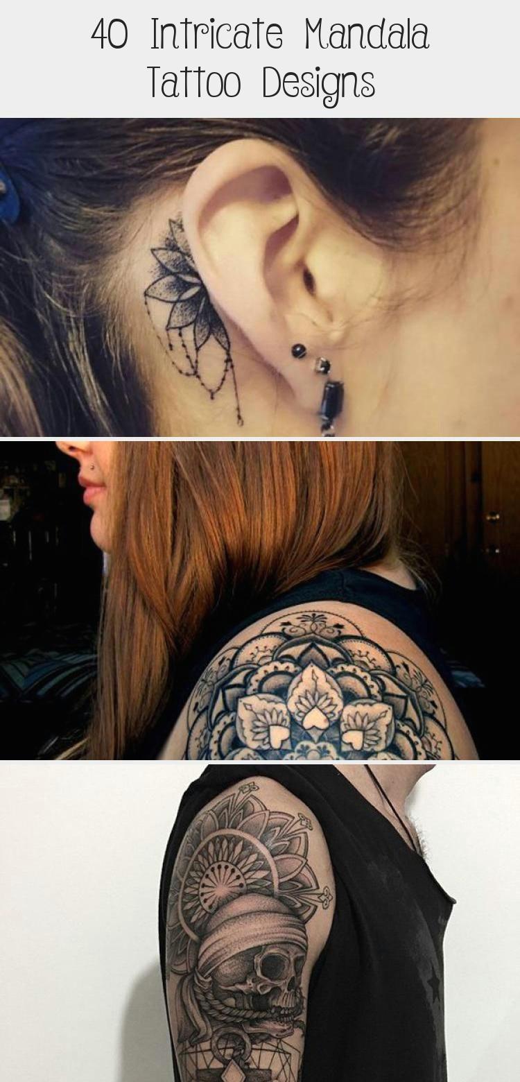 Tattoo Draw Up Your Idea 40 Intricate Mandala Tattoo Designs Tattoo Designs