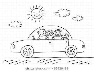 drawing car 260nw 92428498 jpg