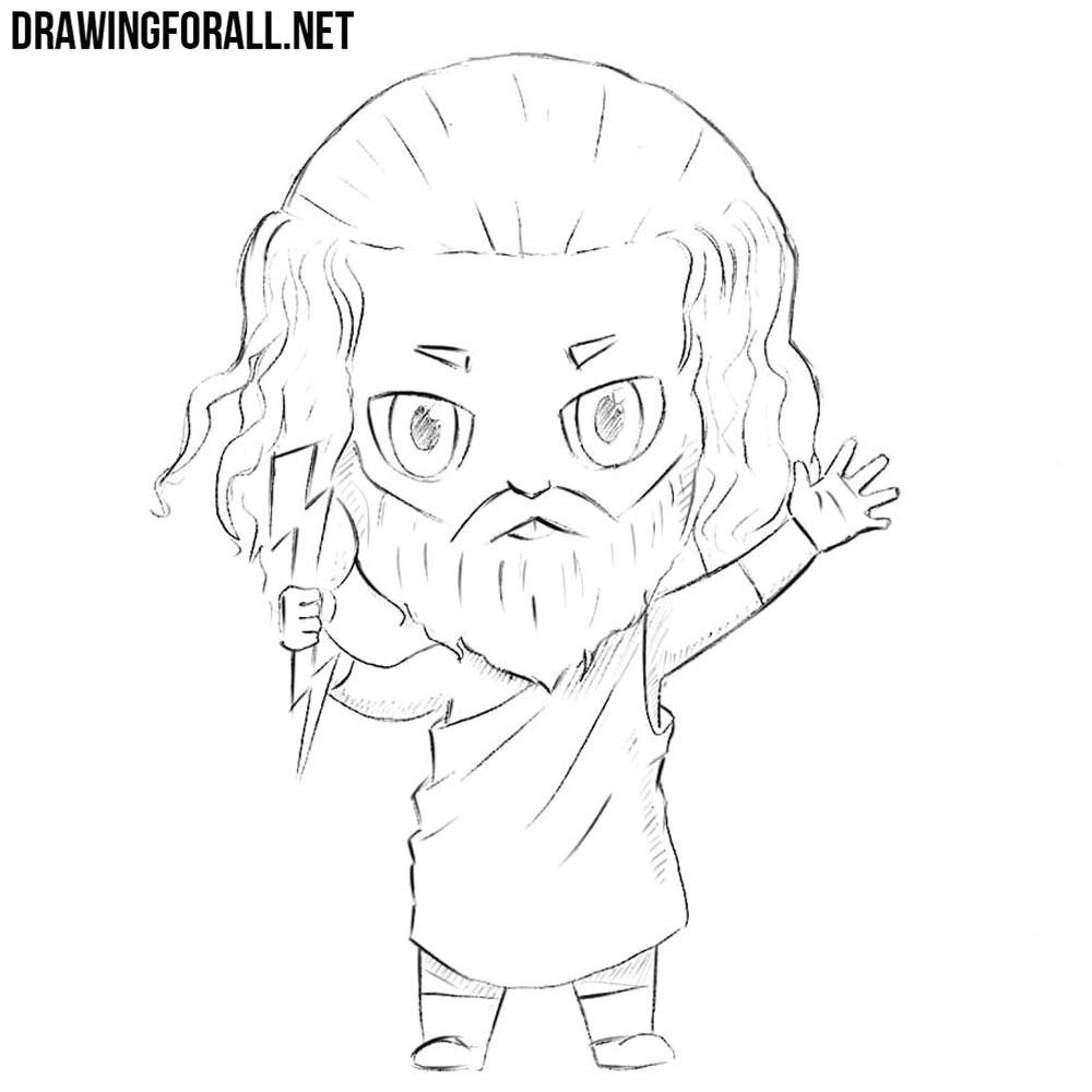 how to draw chibi zeus jpg
