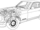 240z Drawing 36 Best Vintage Japanese Vehicle Goodness Images Datsun 240z