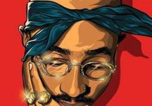 2pac Cartoon Drawing 379 Best Hip Hop Art Images Drawings Backgrounds Hip Hop Art