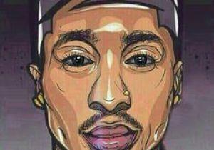 2pac Cartoon Drawing 80 Best Tupac Shakur Images Tupac Shakur Hiphop Singers
