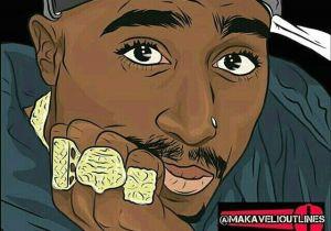 2pac Cartoon Drawing Tupac Shakur Tupac Shakur Tupac Shakur Draw Cooking Recipes