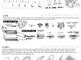 3 Drawing Techniques Tutorial Face and Hair Page 3 by Reirobin Deviantart Com On