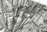 3 Point Perspective Cartoon Drawing 52 Best Three Point Perspective Images Drawings Perspective