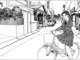 3 Point Perspective Cartoon Drawing Three Point Perspective Buildings Draw Manga Joshua Nava Arts