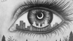 30 Expressive Drawings Of Eyes Best Drawings Eyes Illustration 30 Expressive Images On Designspiration