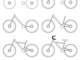 4 Wheeler Easy Drawing Learning to Draw A Bike for An Anniversary Gift Step by Step