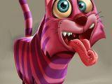 5 Cartoon Drawings Pet Pals 5 Color Concept by David sossella Artist David sossella