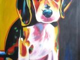 Abstract Drawing Of A Dog 28 Best Abstract Animals Images Cat Paintings Abstract Animals