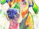 Abstract Drawing Of A Dog 534 Best Abstract Dog Painting Images In 2019 Drawings Dog
