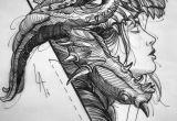 Amazing Drawings Of Dragons Drawing Dragons Artwork Art Drawings Ink Pencils In 2019