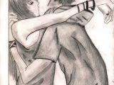 Anime Couple Kissing Drawing Anime Drawings Boy and Girl Kissing Ruang Belajar Siswa