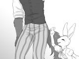 Anime Digital Drawing Pin by Michael Swords On Beastars Digital Art Anime Furry