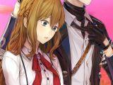 Anime Drawing A Revolution Ikemen Revolution Anime Couple Anime Boy Anime Girl Cybird Otome