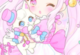 Anime Drawing Doll Anime Art Baby Baby Doll Baby Girl Background Beautiful Girl