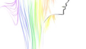 Anime Drawings Deviantart Sketch Rainbow Emo by Ai Lilith Deviantart Com On