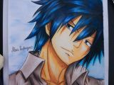 Anime Drawings Fairy Tail Gray Fullbuster Fairy Tail by Alexiarodrigues Deviantart
