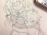 Anime Drawings Fairy Tail Pin by Natsu Dragennl On Nalu Fairy Tail Anime Fairy Tail